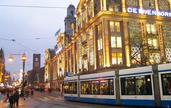 Kidnap the Sinterklaas in Amsterdam