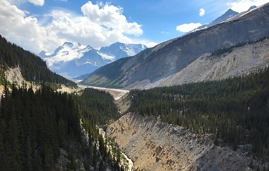 Athabasca Glacier, Banff
