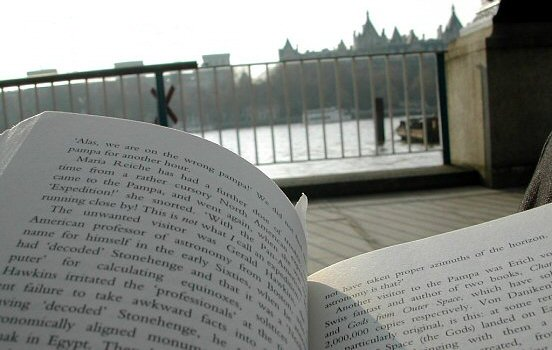 Reading Chatwin in London