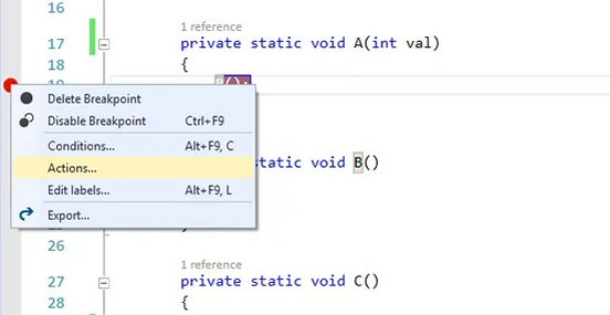 Breakpoint issues in Visual Studio.NET