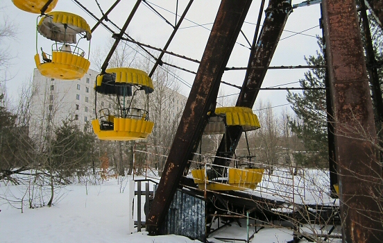 Exploring Chernobyl