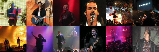 Concerts of 2008