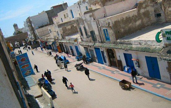 Medina in Essaouira