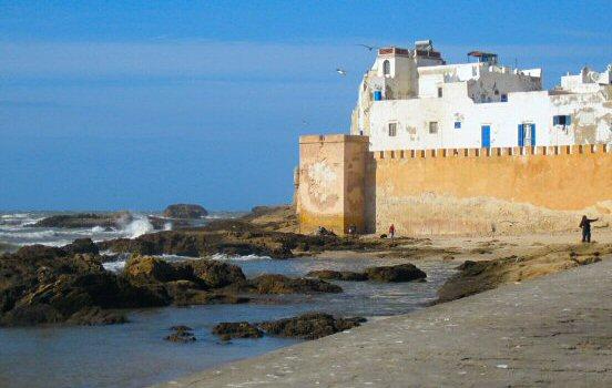 Ramparts in Essaouira