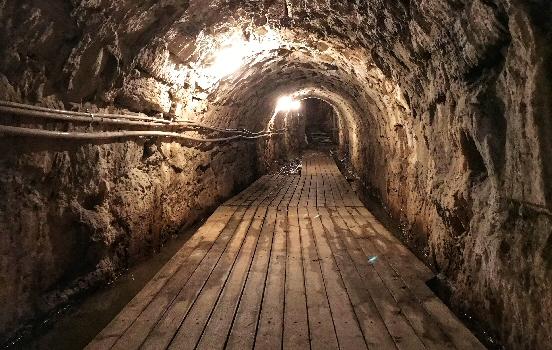 Bastion tunnels under Gothenburg