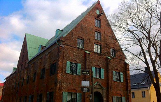 Kronhuset exterior