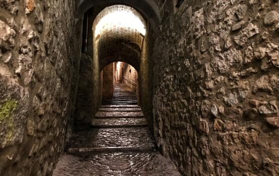 Carrer de Sant Llorenç, Girona