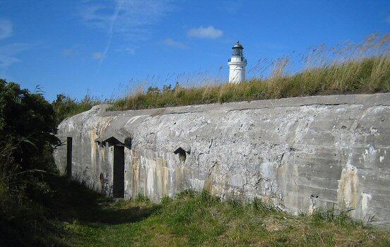 Bunker safari in Denmark