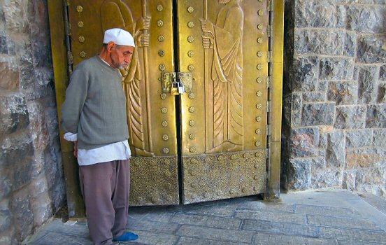 Gates of Chak Chak