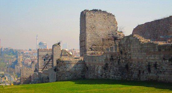 Theodosian Wall, Istanbul