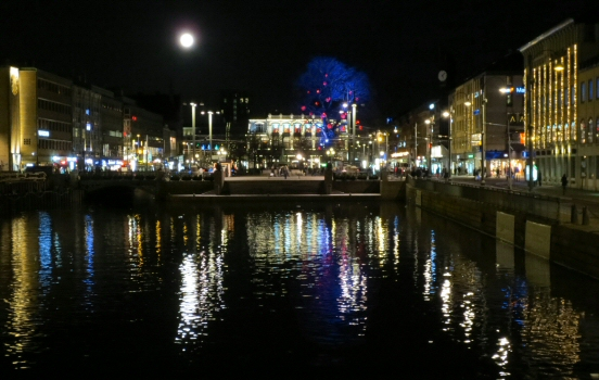 Gothenburg lights