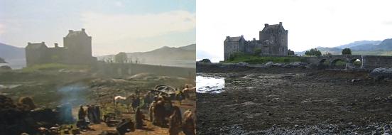 Highlander scene