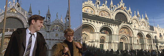 Talented Mr Ripley scene
