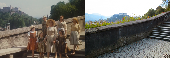 Sound of Music scene