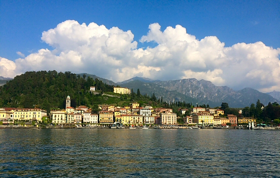 The lakes of Lombardy