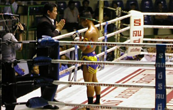 Muay Thai in Bangkok