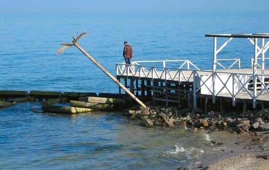 Black Sea, Odessa