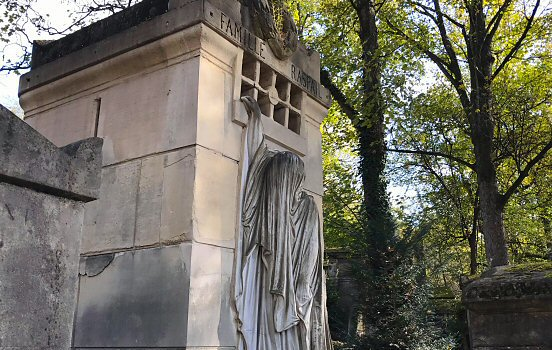 Remembrance at Père-Lachaise