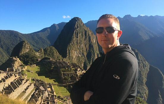 Conquering Machu Picchu
