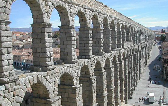 Bricks of Segovia