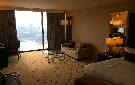 Marina Bay room
