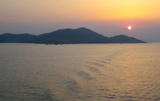 Yellow Sea