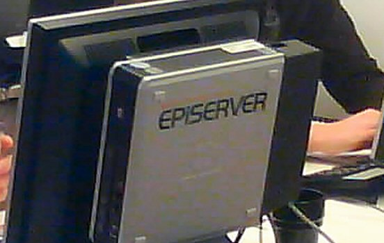 EPiServer database version list