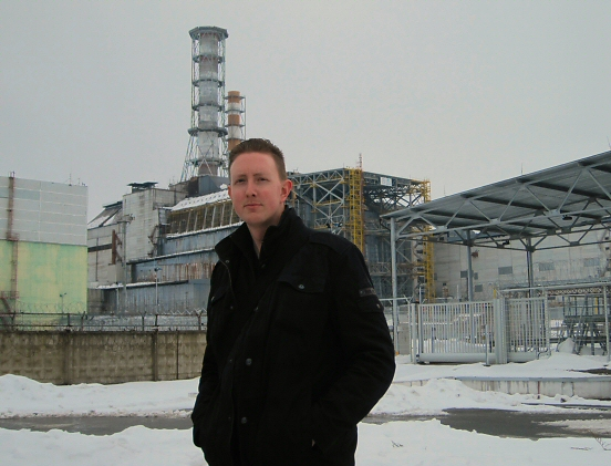 Reine at Reactor 4, Chernobyl