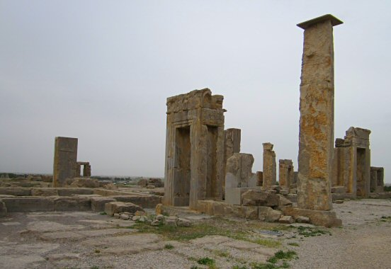 Palace of Xerxes at Persepolis