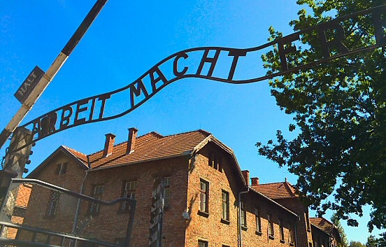 Gates of Auschwitz